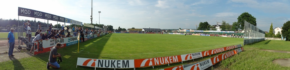 Stadion am Prischoß in Alzenau