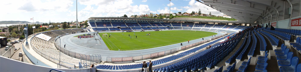 Estadio do Restelo von Belenenses Lissabon