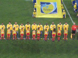 Brasilianische Mannschaft