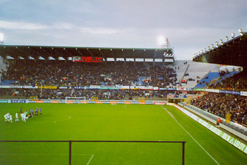 Stadion in Brügge