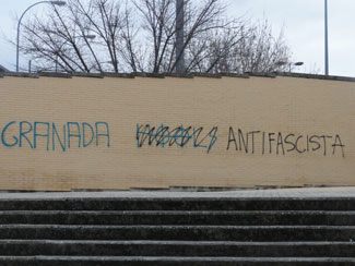 Granada Hools Antifascista