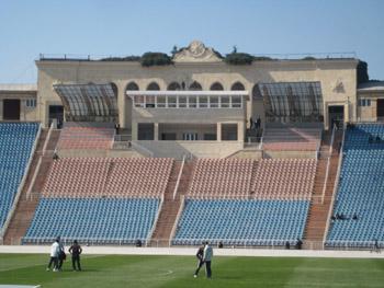 Stadion w Baku