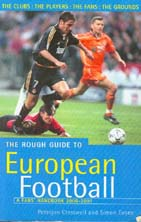 Rough Guide to European Football