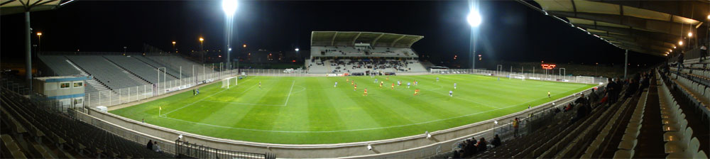 Stade Parsemain des FC Istres