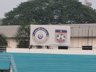 Nationalstadion in Vientiane